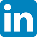 social network linkedin icon